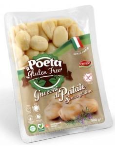 Gnocchi Sin Gluten  GGI-5042  SUPERMERCADO