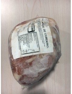 Lamb Boneless leg  ANDES-013  CARNES (SOLO RM)