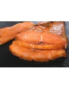Smoked Salmon  YAHGAN-005  CARNES (SOLO RM)