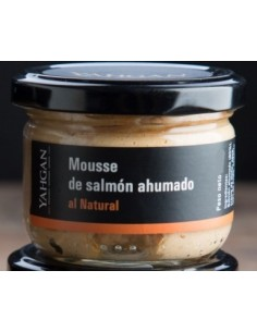 Salmon Mousse Unflavored  YAHGAN-030  CARNES (SOLO RM)