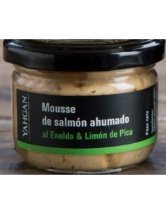 Mousse Salmon Eneldo  YAHGAN-032  DESPENSA PERECIBLES