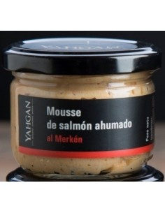 Mousse Salmon con Merken  YAHGAN-031  DESPENSA PERECIBLES