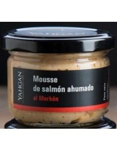 Salmon Merken Mousse  YAHGAN-031  CARNES (SOLO RM)