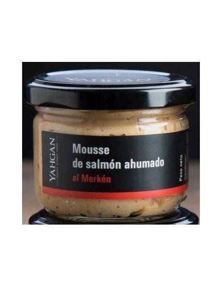 Salmon Merken Mousse