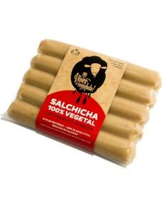 Salchicha Morrón Vegana  EC-005  VEGANO PERECIBLES