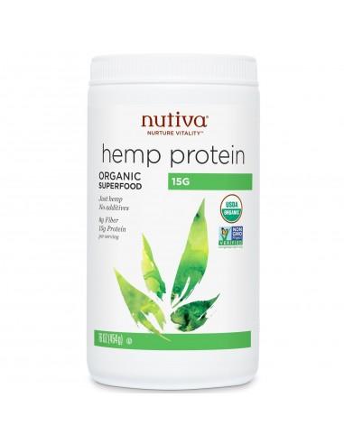 Proteina Cañamo  NUTI-003  SUPLEMENTOS NUTRICIONALES PROFESIONALES