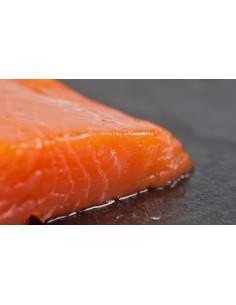 Salmon Lightly Smoked  YAHGAN-006  CARNES (SOLO RM)
