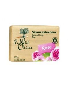 Extra Mild Rose Soap  PETIT-204  BELLEZA Y HOGAR