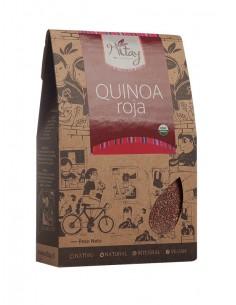 Quinoa Roja Org  REG-255  SUPERMERCADO
