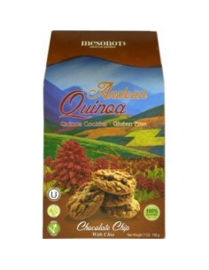 Galletas Org Choco Chips 198 g  MES-001  SUPERMERCADO