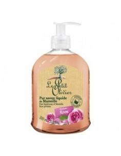 Rose Liquid Soap  PETIT-038  Cuidado corporal