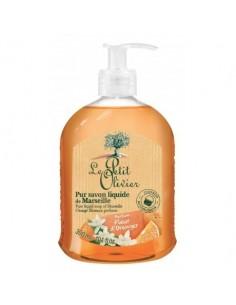 Orange Flower Liq. Soap  PETIT-039  Cuidado corporal
