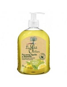 Marseilles Verbena Lime Liquid Soap  PETIT-600  Cuidado corporal