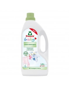 Detergente de Ropa Bebe 1.5 L  FRO-020  BELLEZA Y HOGAR