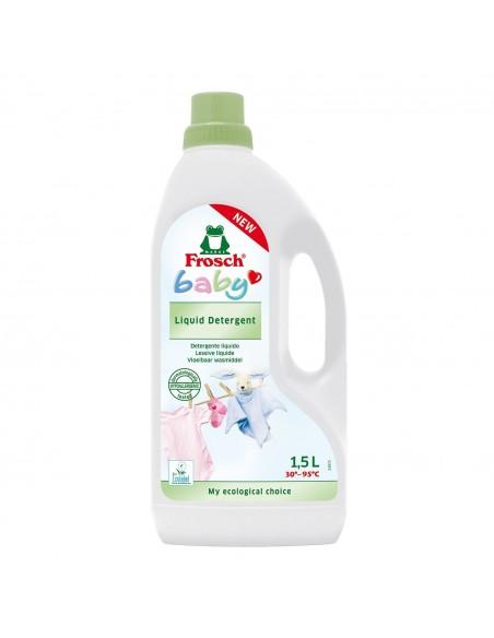 FROSCH - Detergente Liquido Bebe 1.5 L