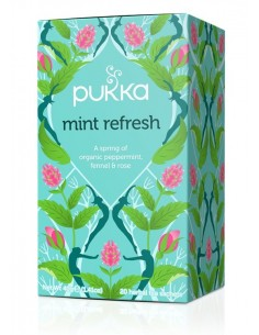 Infusion Org Mint Refresh  PUK-017  SUPERMERCADO
