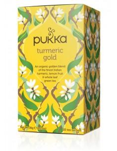 Infusion Org Golden Turmeric  PUK-015  SUPERMERCADO