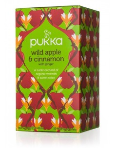 Wild Apple & Cinnamon  PUK-012  DESPENSA GOURMET