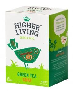 Te Verde Organico con Chai  HL-013  SUPERMERCADO