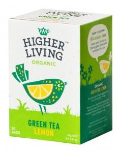 Te verde Organico con Limon  HL-014  SUPERMERCADO
