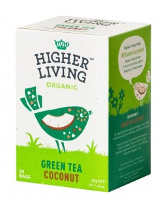 Green tea Coconut  HL-015  DESPENSA GOURMET