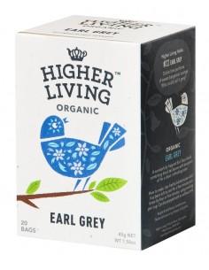 Te Negro Organico Earl Grey  HL-022  SUPERMERCADO