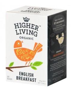 Te Negro Org English Breakfast  HL-023  SUPERMERCADO