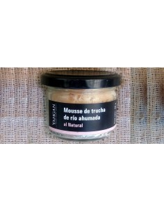 Mousse Trucha  YAHGAN-601  DESPENSA PERECIBLES