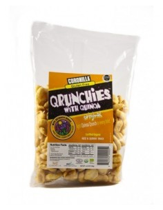 Crunchies Quinoa Original  CORO-001  SUPERMERCADO