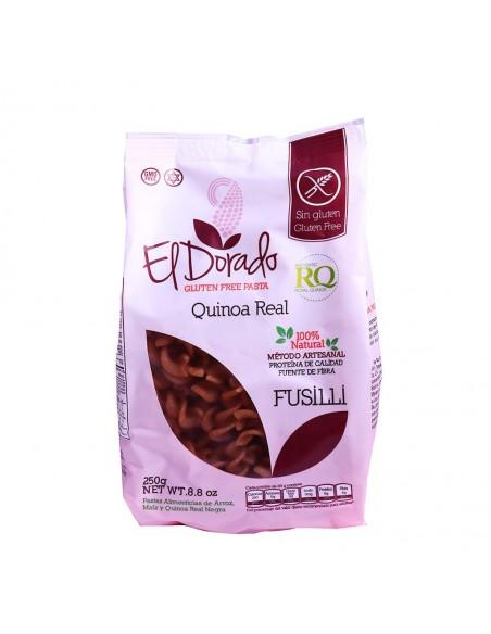 Fusilli Quinoa Real