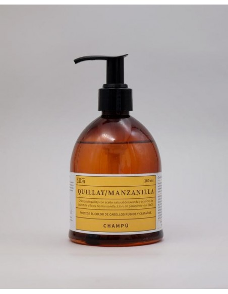 Quillay/Chamomile Shampoo