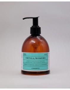Shampoo Ortiga  API-009  BELLEZA Y HOGAR