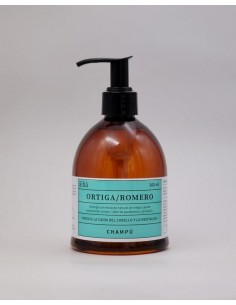Shampoo Ortiga 300 mL  API-009  BELLEZA Y HOGAR