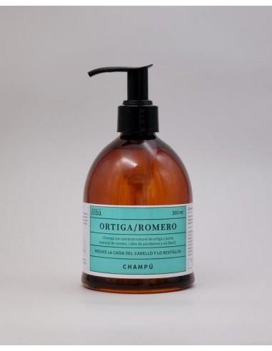 Shampoo Ortiga y Romero 300 mL  API-009  BELLEZA Y HOGAR