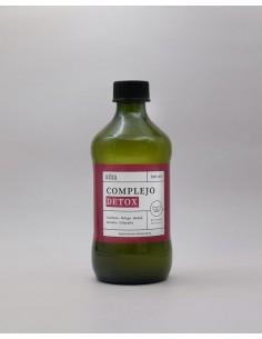 Complejo Detox 500 mL  API-015  SUPLEMENTOS NUTRICIONALES PROFESIONALES