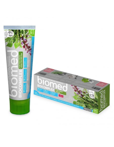 Biocomplex Vegan Toothpaste