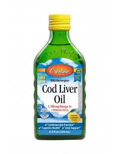 Aceite de Higado Bacalao  CARL-001  Aceite de Bacalao
