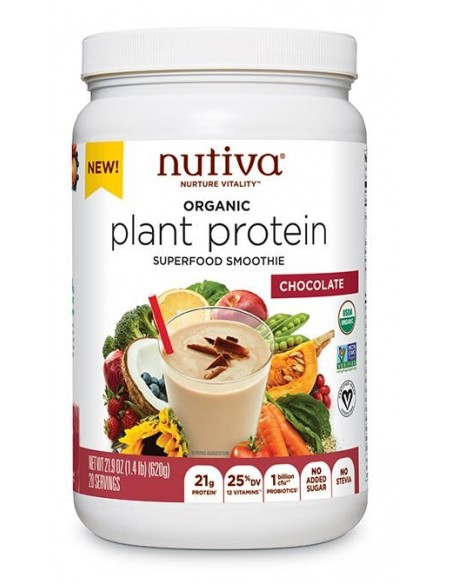 Organic Plant Protein Superfood Smoothie