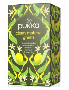Clean Matcha Green  PUK-018  DESPENSA GOURMET
