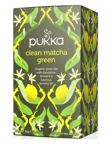 Clean Matcha Green  PUK-018  DESPENSA GOURMET