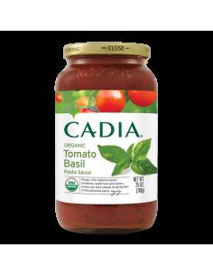 Salsa Org Tomate Albahca  CADIA-206  SUPERMERCADO