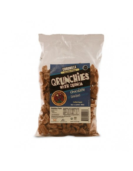 Crunchies Quinoa-Chocolate