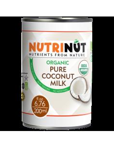 Organic Coconut Milk  NUTRI-014  DESPENSA GOURMET