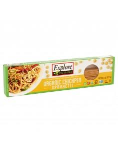 Spaghetti Org Garbanzos 227 g  EXPL-004  SUPERMERCADO