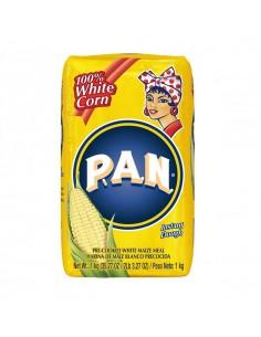 White Corn Flour  GLOBE-003  DESPENSA GOURMET