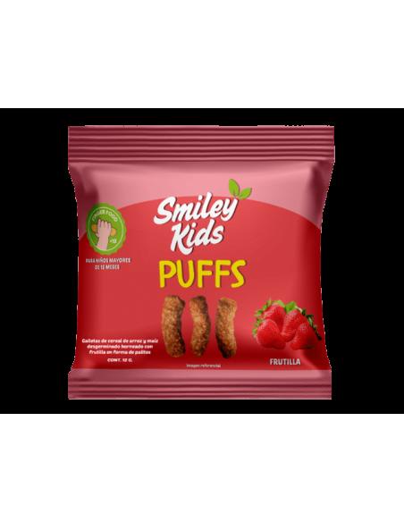 Sugar Free Strawberry Puffs