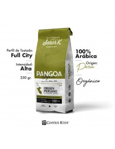 Organic Peruvian Arabica Coffee  SEN-004  DESPENSA GOURMET