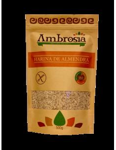 Harina Almendra S/Gluten 500 g  AMB-001  SUPERMERCADO