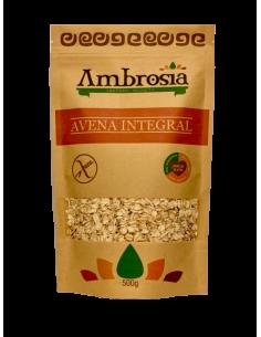 Avena Integral S/Gluten 500 g  AMB-011  SUPERMERCADO