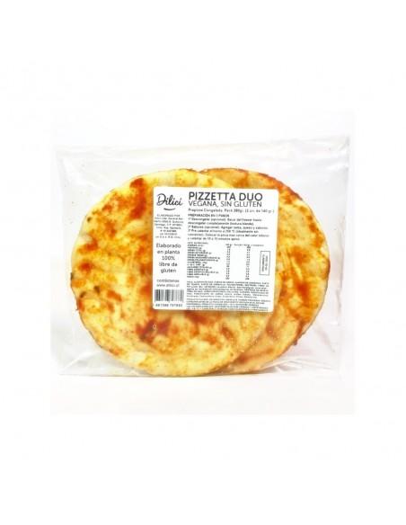 Base Pizza Sin Gluten